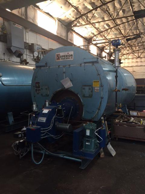American Boiler & Mechanical | Industrial Plant Boilers & Used ...